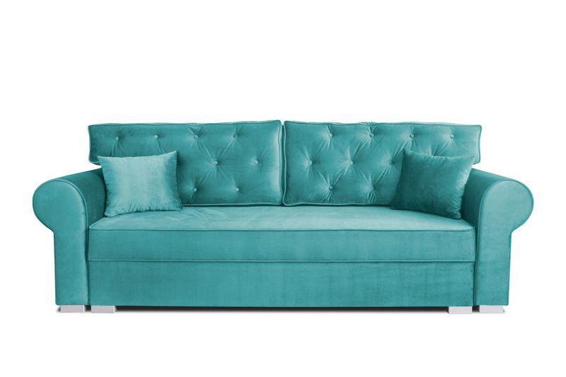 Sofa Kanapa 250cm Beżowa MONIKA PIK  różne kolory obić NC zdjęcie 8