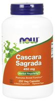 NOW FOODS Cascara Sagrada 250kap