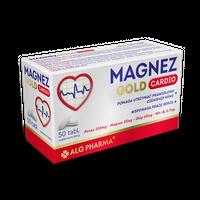 MAGNEZ GOLD CARDIO cytrynian potas głóg serce 50t.