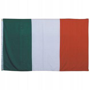 Flaga na maszt 90 x 150 cm Włochy