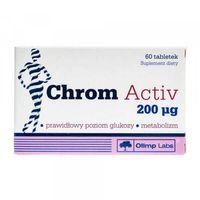 Olimp Chrom Activ 200 µg 60 tabl.