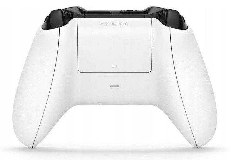 NOWY Oryginalny kontroler Pad Xbox One S Biały zdjęcie 4