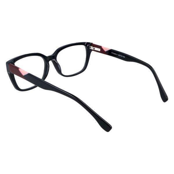 Damskie oprawki okularowe okulary korekcyjne zdjęcie 3