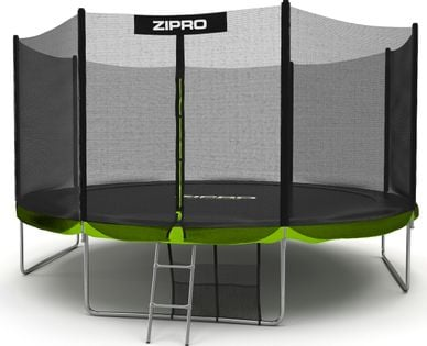 Zipro Trampolina ogrodowa z siatką zewnętrzną 14FT 435cm