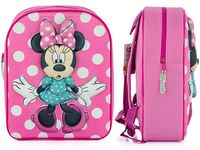 Plecak 3D Minnie Mouse Licencja Disney (DMM-8114)