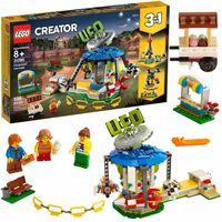 LEGO Creator Karuzela w wesołym miasteczku 3w1 31095