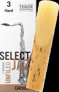 Stroik saksofon tenorowy 3H Select Jazz UNFILED