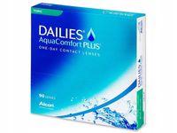 Soczewki Dailies AquaComfort Plus Toric, 90 szt.