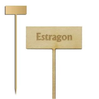 Decoupage DT001 tabliczka Estragon