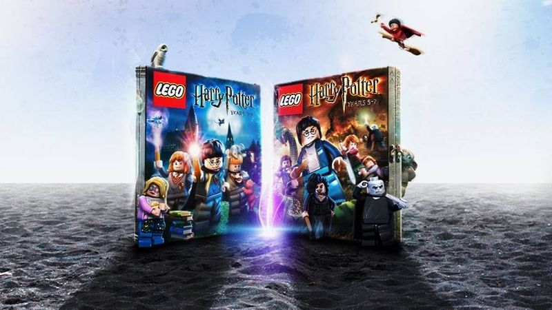 Lego Harry Potter Collection 2 Nowe Gry na PS4 zdjęcie 4