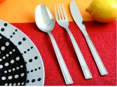 Nóż stołowy 20,5 cm BARI DOMOTTI zdjęcie 2