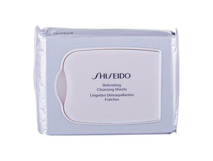 Shiseido Refreshing Cleansing Sheets Chusteczki oczyszczające 30szt