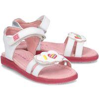 Agatha - Sandały Dziecięce - 182936 B-BLANCO 28