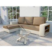 Narożnik MADRAS kanapa pojemnik+barek+spanie zdjęcie 4