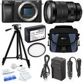 Sony A6300 + 18-105mm f/4 - KOMPLETNY MEGA ZESTAW!