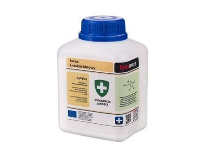 KWAS L- ASKORBINOWY, witamina C 500g