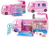 Barbie Wymarzony KAMPER rozkładany z akcesoriami