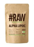 RAW Kwas Alfa Liponowy 100mg 120kap wege Alpha Lipoic Acid