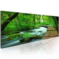 Obraz - Leśny deptak