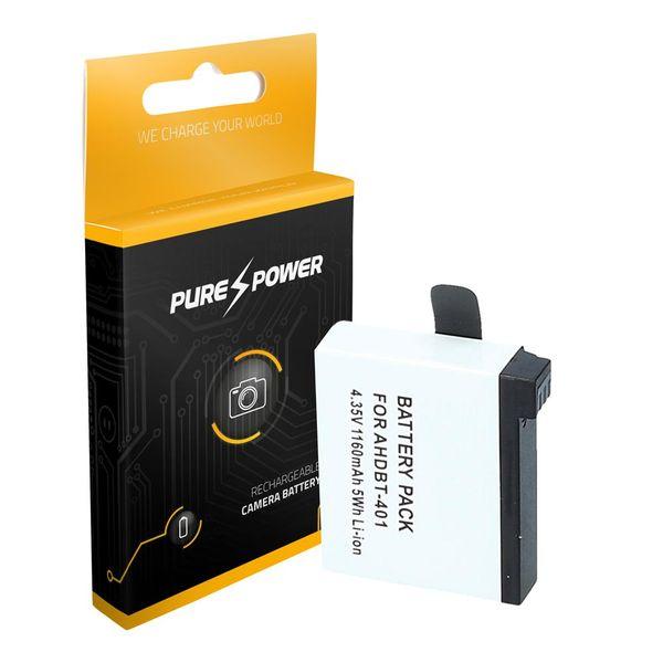 Bateria akumulator AHDBT-401 do kamery GoPro Hero 4 zdjęcie 1