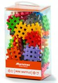 Marioinex Klocki Wafle Mini, 70 szt, kreatywne