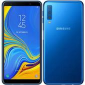 Telefon komórkowy Samsung Galaxy A7 Dual SIM (SM-A750FZBUXEZ) Niebieski zdjęcie 2