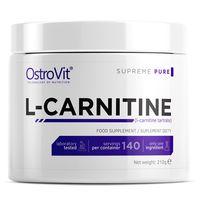Ostrovit 100% L-carnitine 210g L-KARNITYNA