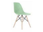 Krzesło MIETOWE/TURKUSOWE DSW Milano Design DSW France 8011