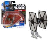 Hot Wheels Star Wars Statek Tie Fighter Black