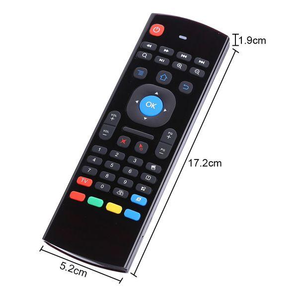 Pilot smart tv MX3 Android Box klawiatura 3w1 zdjęcie 8