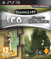 ICO & Shadow of the Colossus HD Collection - PS3
