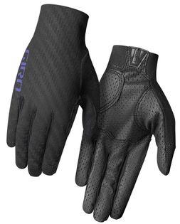 Rękawiczki damskie GIRO RIV'ETTE CS długi palec black electric purple roz. S (obwód dłoni 155-169 mm / dł. dłoni 160-169 mm) (NEW)