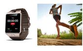 Smartwatch Zegarek DZ09 Menu PL GSM Slot SIM, SD zdjęcie 7