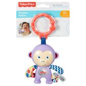 Fisher Price aktywizujące zwierzątka zawieszki małpka