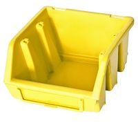 Mini Pojemnik Magazynowy Warsztatowy Ergobox 1 żółty Patrol