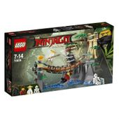 LEGO Ninjago Movie Upadek Mistrza 70608