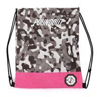 Poundout - Worek Camouflage Pink
