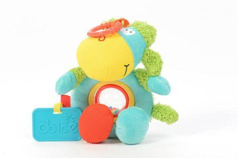 Zabawka Sensoryczna Mała Owieczka 0M+ Dolce
