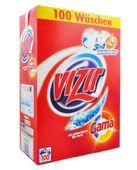 Vizir 3w1 Proszek do Prania 100 pańr 6,5 kg Niemiecki uniwersalny