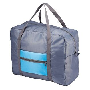 Składana torba podróżna Ansonia, niebieski