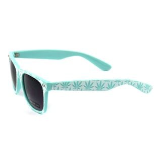 Okulary przeciwsłoneczne Wayfarer zwór Weed Mint
