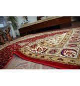 Dywan KASZMIR wzór 12838 czerwień 240x330 cm