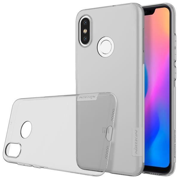 Etui Nillkin Nature Xiaomi Mi 8 - Grey zdjęcie 6
