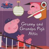 Peppa Pig - Mini Book - Granny and Grandpa Pig's Attic