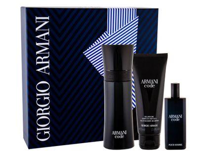 Giorgio Armani Armani Code Pour Homme Woda toaletowa 75ml zestaw upominkowy