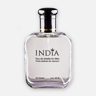 Perfum męski INDIA woda toaletowa z nutą konopi 100ml