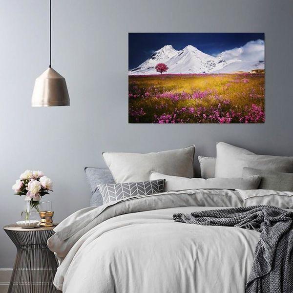 Obraz na płótnie - Canvas, Alpy 120x80 zdjęcie 3