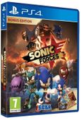 SONIC FORCES BONUS EDITION - PL PS4