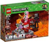 LEGO MINECRAFT Walka w Netherze 21139