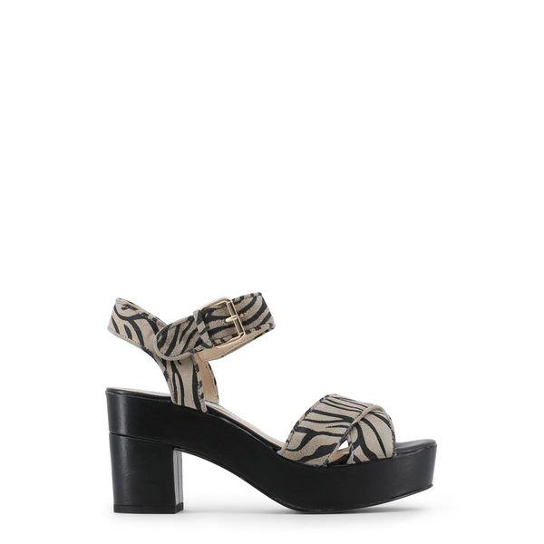 a0cc529e49509 Arnaldo Toscani skórzane sandały damskie czarny 38 zdjęcie 1 ...